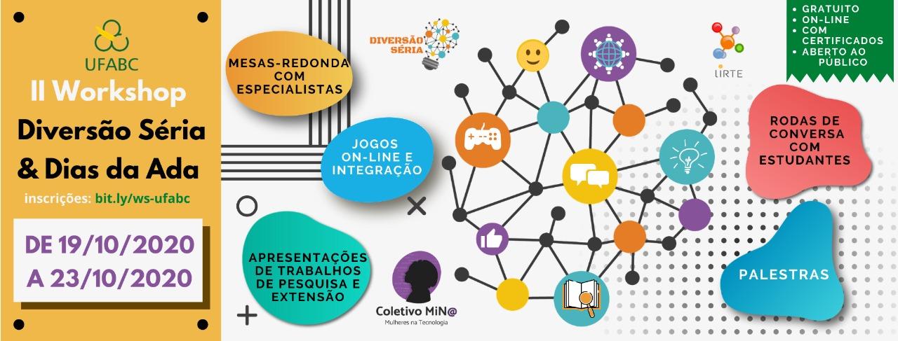 II Workshop Diversão Séria & Dias da Ada